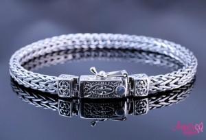 bratara din argint annesbijoux pentru barbai deosebita